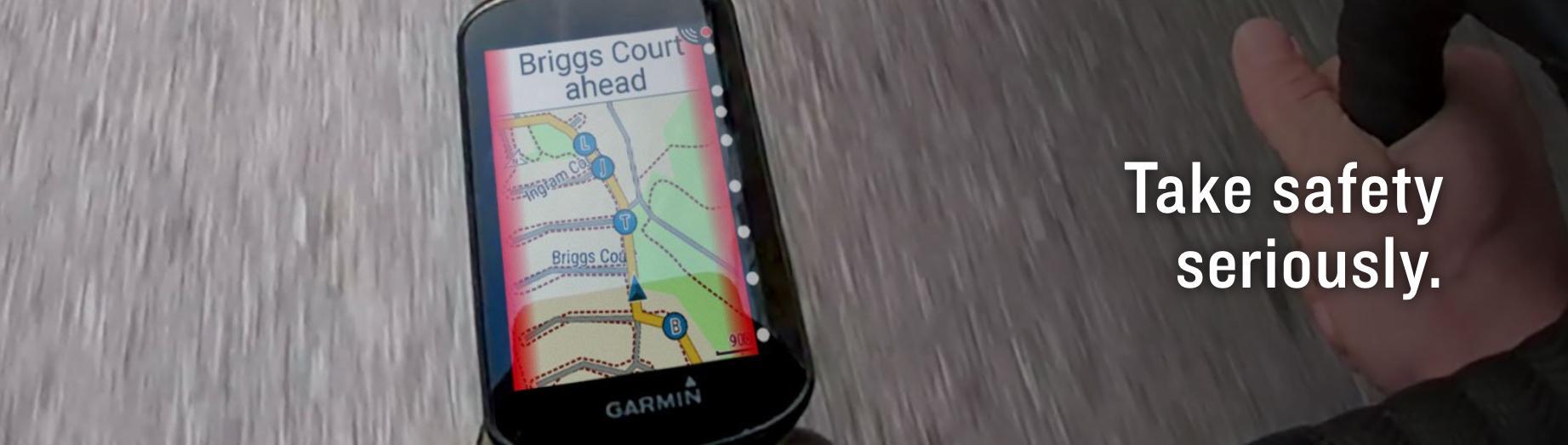 Garmin Edge 830 Cycling Computer - Sensor Bundle