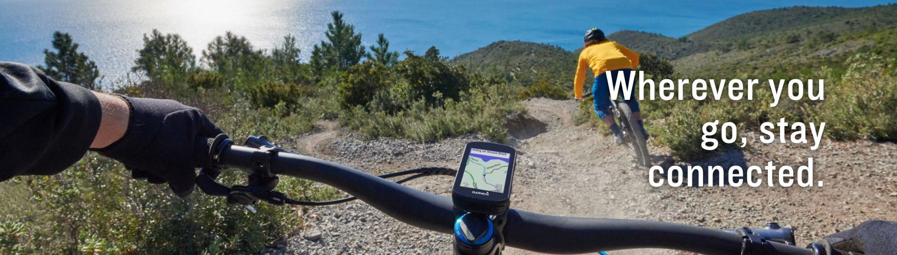Garmin Edge 830 Cycling Computer - Mountain Bike Bundle